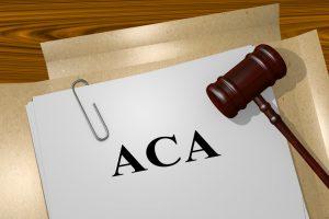 ACA with gavel